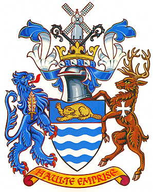 beverley bc arms