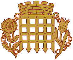 westminster badge