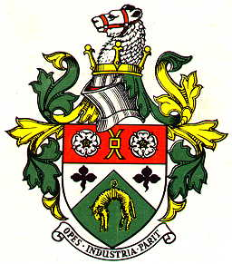 bingley udc arms
