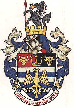 bletchley udc arms