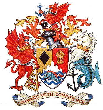 bridgend cbc arms