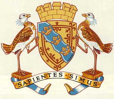 cambridgeshire and isle of ely cc arms