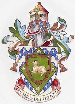 canvey island udc arms
