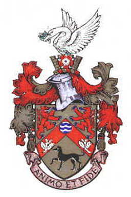 carshalton udc arms