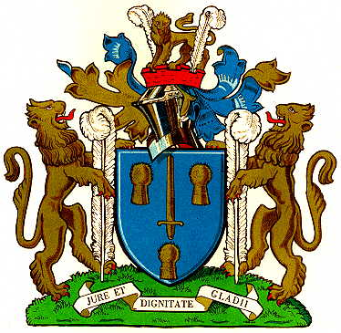 cheshire cc arms