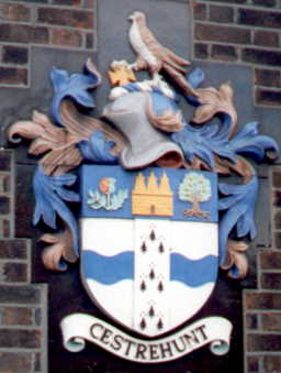 cheshunt udc arms
