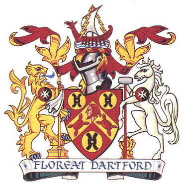dartford bc arms