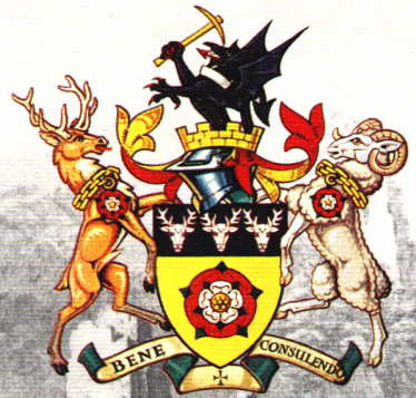 derbyshire cc arms