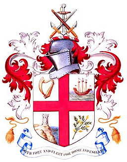 gillingham bc arms