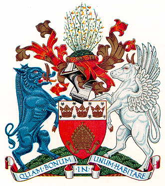 kensington and chelsea lb arms