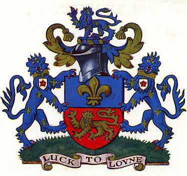 lancaster city (former) arms