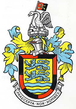newport pagnell udc arms