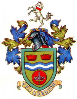 orpington udc arms
