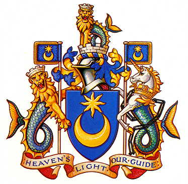 portsmouth city arms
