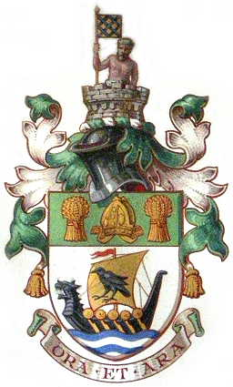 south kesteven rdc arms