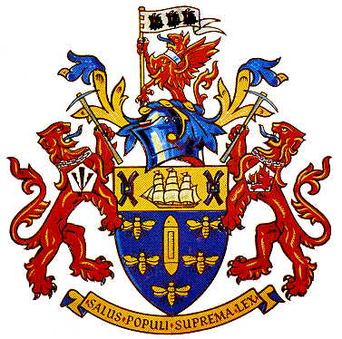 salford city mbc arms