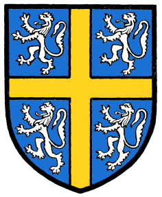 durham see arms