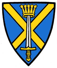 st albans see arms