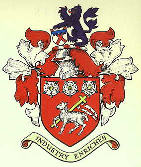 spenborough udc arms