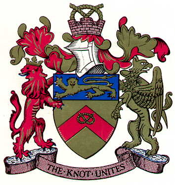 Staffordshire Coat of Arms