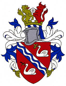 stratford-on-avon dc arms