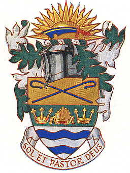 sunbury udc arms