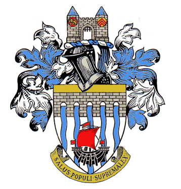 tonbridge udc arms