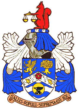urmston udc arms
