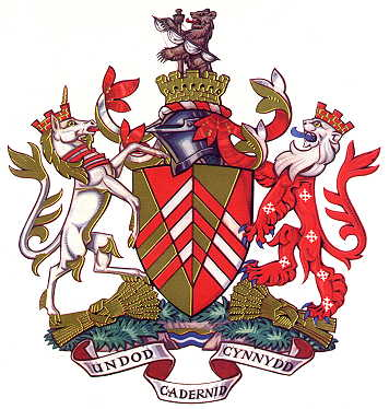 vale of glamorgan cbc arms