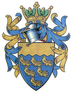west sussex cc arms