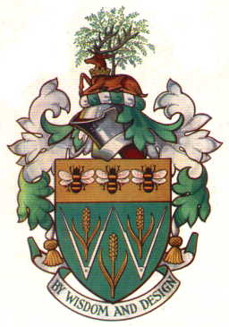 welwyn garden city udc arms