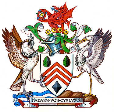 west glamorgan cc arms
