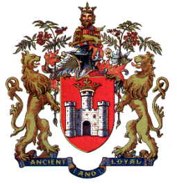 wigan cbc arms