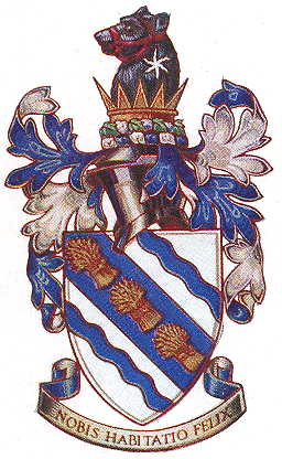 wilmslow udc arms
