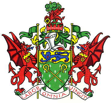 wrexham cbc arms